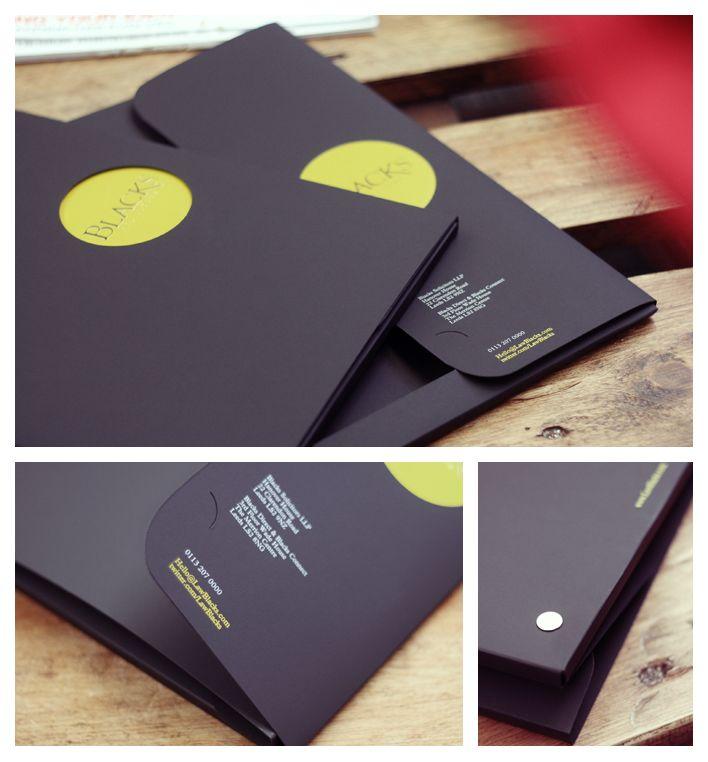 folders...proposals...presentation