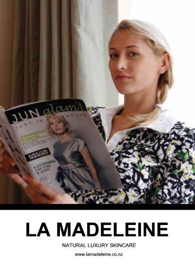 Diana Avgusta, Madeleine Ritchie beauty & brand ambassador
