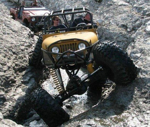 Off road - The real deal...