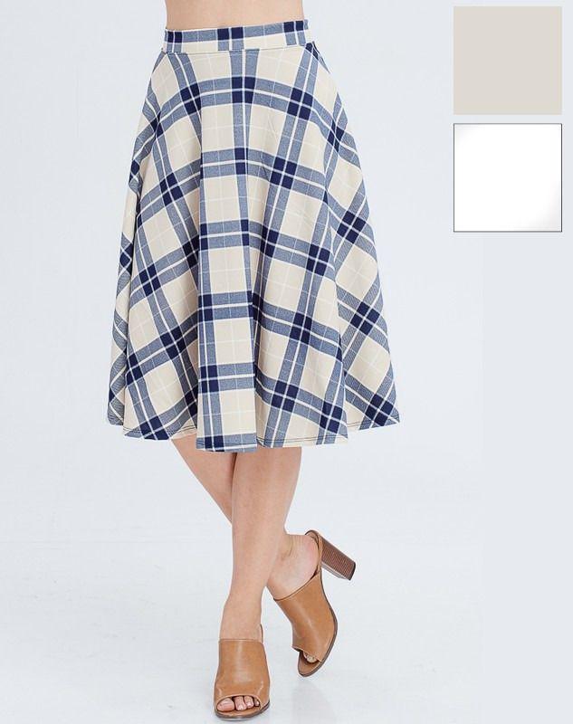 Women/'s Schoolgirl High Waist Skater Mini Skirt Flared Pleated Short Skirt Dress