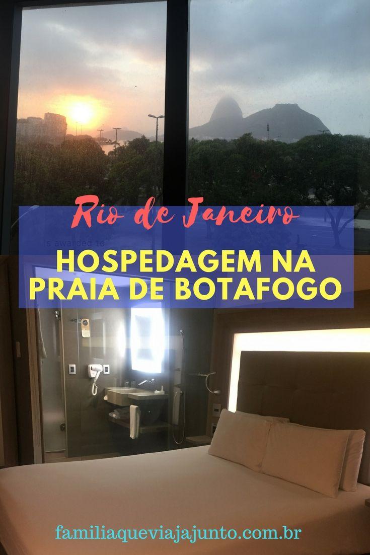 Fica até difícil sair do quarto quando se tem uma vista linda do Pão de Açúcar da janela. Essa foi apenas uma das boas surpresas que tivemos ao nos hospedar no Novotel Botafogo, da Rede Accor, na nossa última visita ao Rio de Janeiro.