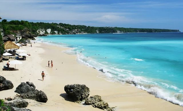 Dreamland Beach Bali - Popular Natural Attractions in Indonesia