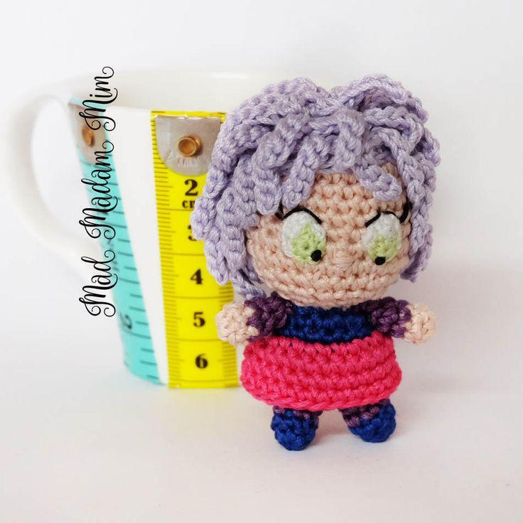 Mad madam Mim doll amigurumi Keychain crochet #madmadammim #madammim #disneyvillains #disneyprincess #merlin #theswordinthestone #laspadanellaroccia #semola #amigurumi #amigurumiaddict #crochetlove #crochetgeek #uncinettomania #crafter #etsy #alittlemarket #keychain #magamago