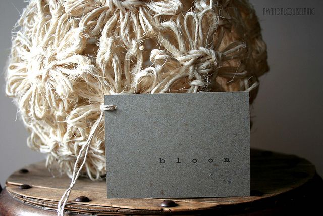 Bloom2 | Flickr - Photo Sharing! #weaving #flowerloom #craft