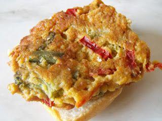 Ildikó receptjei: Kaliforniai zöldséges fasírt