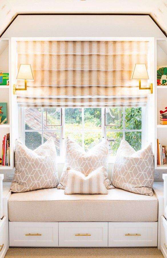 Best 25 Window Seat Curtains Ideas On Pinterest Outdoor