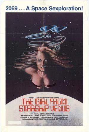 New Beverly Cinema - November 8 & 22: The Girl From Starship Venus