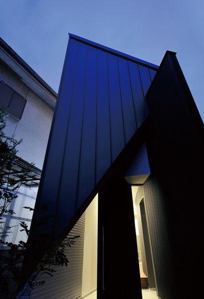 狭小住宅 | Slender house | アーキッシュギャラリー