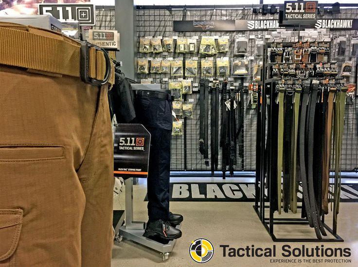 Tactical Solutions tactical belts