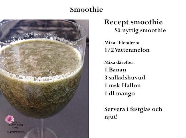 Smoothie, riktigt gott recept smoothie, smoothie banan, nyttig smoothie, smoothie hallon, smoothies, smoothie lchf, mango smoothie, lchf, lchf recept,gi recept.jpg