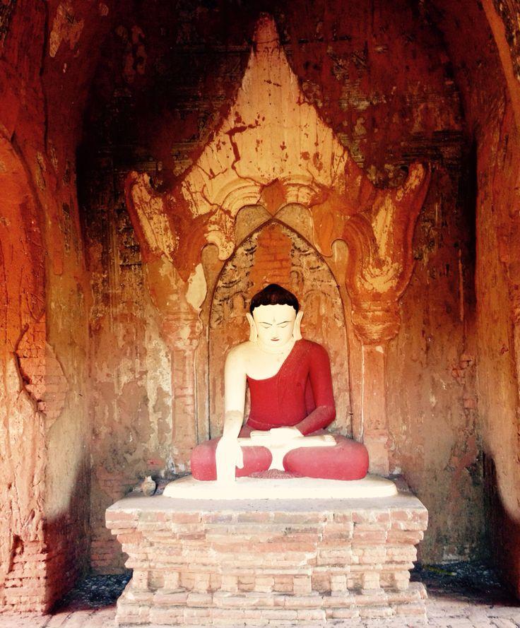 Nyaung-U Pagoda, just outside of Old Bagan