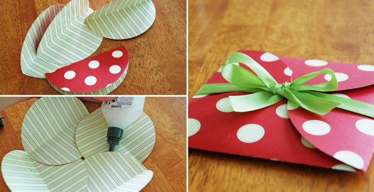 Crafts With Paper Envelopes