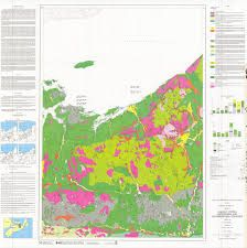 Eastern Pictou County Surficial Geology
