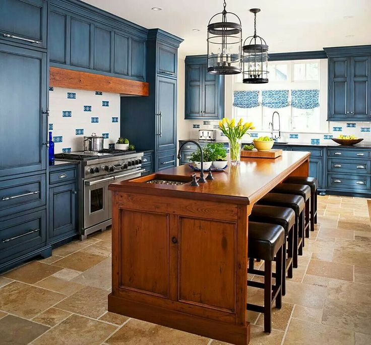 royal kitchen cabinets beautiful royal blue kitchen i m not to sure if i like 2019