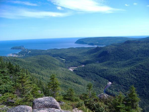 Cape Breton's Top Ten Views   Cabot Links