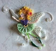 Image result for quilling angels