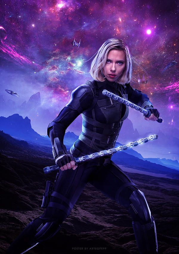 Black Widow Avengers Infinity War 2019 By Artsgfx99 On Deviantart Black Widow Marvel Black Widow Avengers Black Widow Movie
