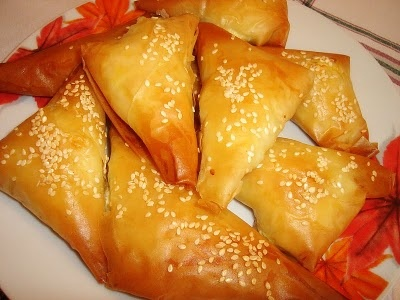 cookthebook: Τυροπιτάκια με κίμινο