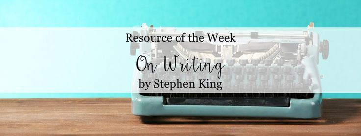 Review of Stephen King's On Writing