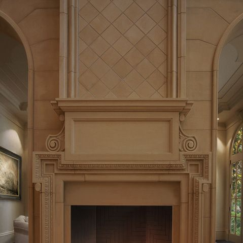 12 best fireplaces images on Pinterest For the home Stone