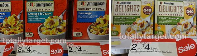 New Jimmy Dean Breakfast Bowl Printable: Matching Deals at Target and Lowes Foods! - http://www.couponaholic.net/2015/03/new-jimmy-dean-breakfast-bowl-printable-matching-deals-at-target-and-lowes-foods/