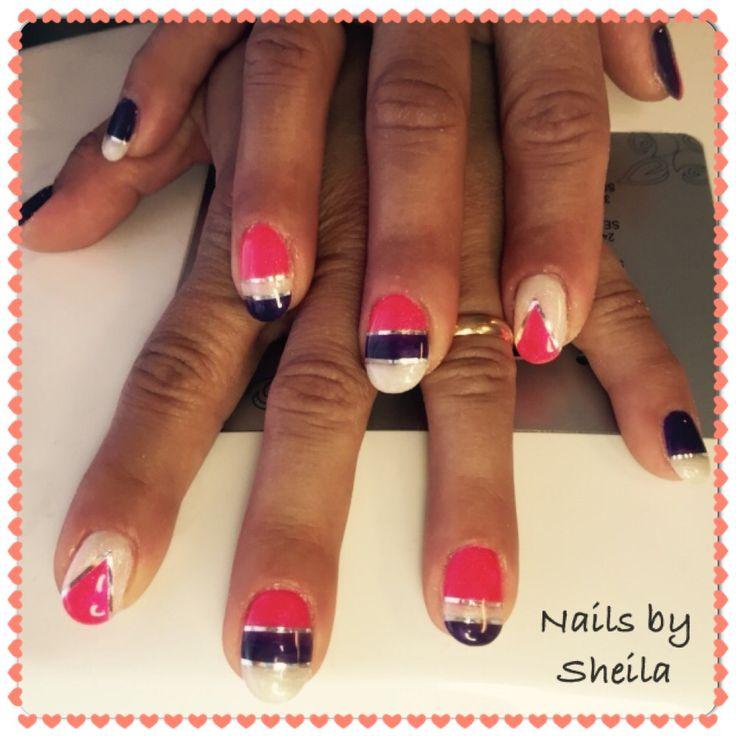 Nails#colors#summer