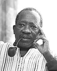 Ousmane Sembène -	director, producer, screenwriter, actor and author