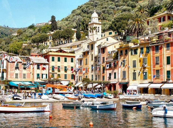 Portofino City,Italy