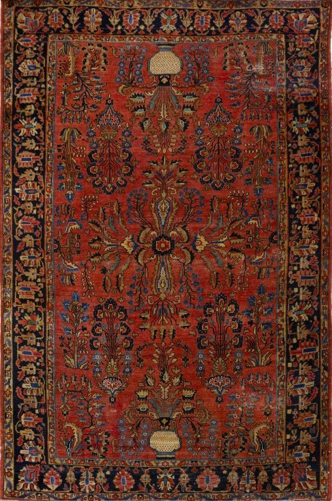 Persian Sarouk rug, Matt Camron gallery