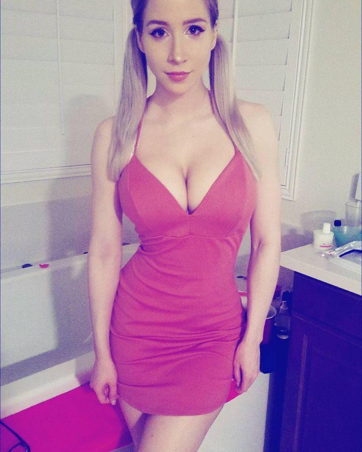 pink sparkles boobs
