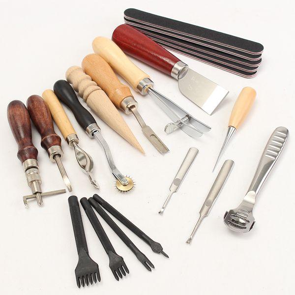 M s de 25 ideas incre bles sobre herramientas de cuero en Herramientas artesanales
