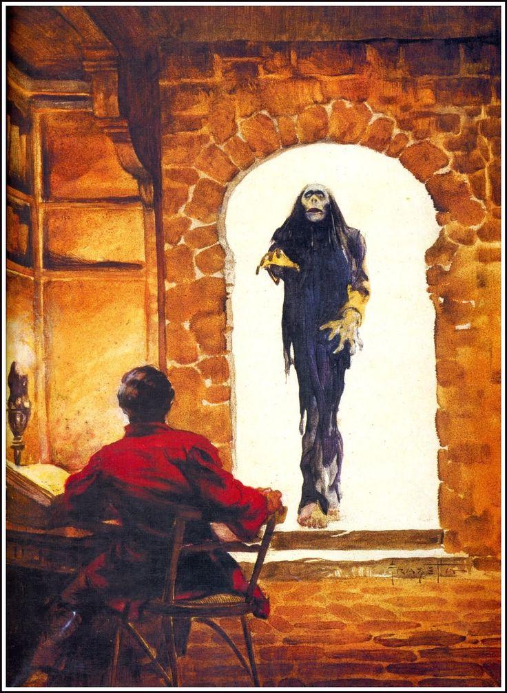 Frank Frazetta Creepy #3 cover
