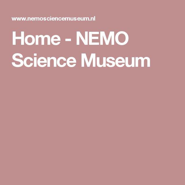 Home - NEMO Science Museum