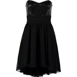 Swing Sukienka koktajlowa black