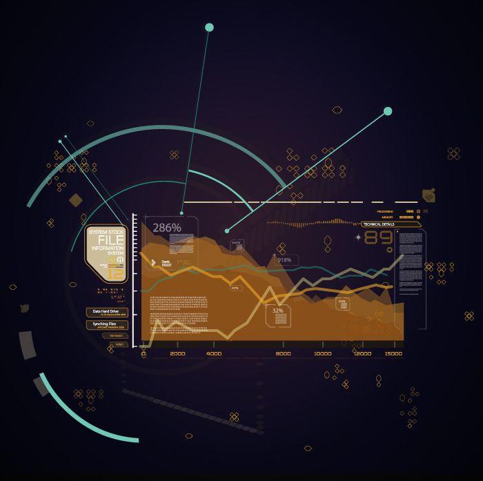 Fantasy User Interface Graphics