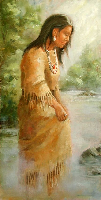 Morning Mist-Mary Beagle | Native American | Pinterest ...