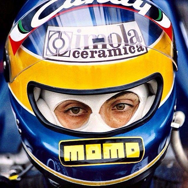 + Michele Alboreto 23.12.1956 - 25.4.2001