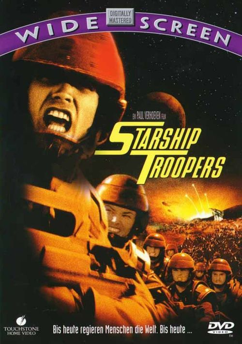 Watch Starship Troopers (1997) Full Movie Online Free