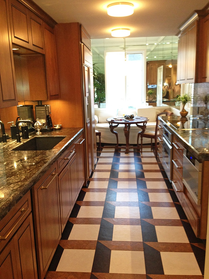 kitchen flooring cork 23 best kitchen flooring designs images on 1691