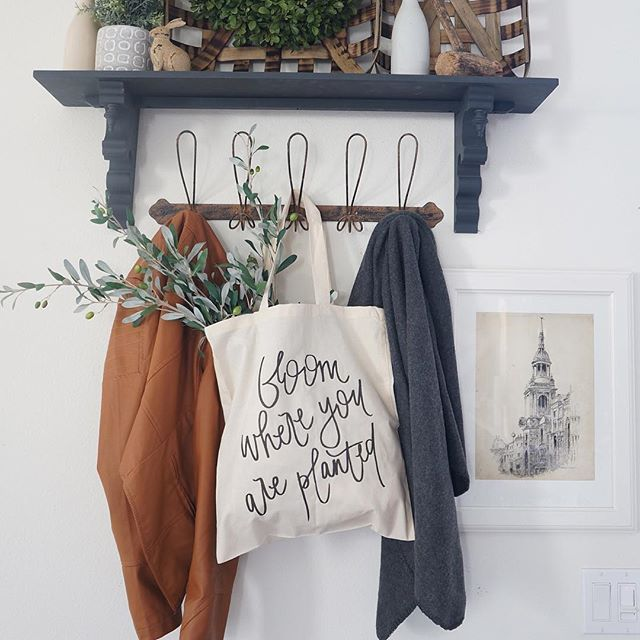 I have had several people ask me about where these hooks are from and I just noticed that these are available again at @decorsteals so go grab them if you want them!