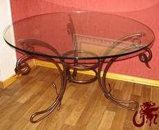 Мебель кованая для дома, кафе, ресторана. Украина. Харьков.