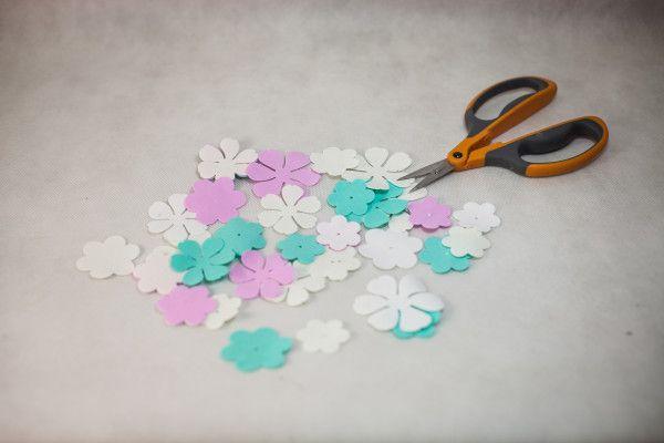 KURS: Foamiran - Kwiat w kilku krokach