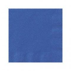 Χαρτοπετσέτες για πάρτυ μπλε