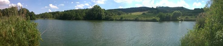 Grinava lakes (Pezinok)./Grinavské jazerá (Pezinok).