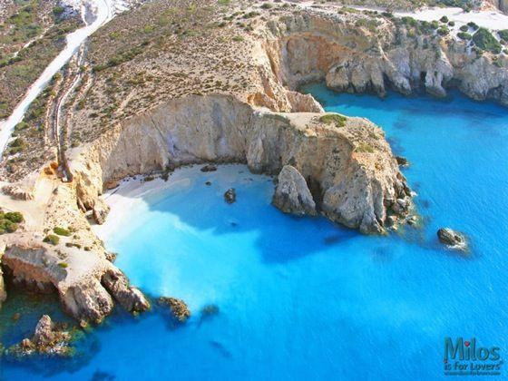 Milos Island Greece Greece Greece!