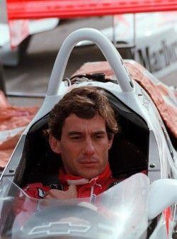 Did you know? #F1 #Senna test #Indycar #Penske Emerson #Fittipaldi, 1992…