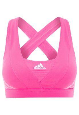 RACER - Biustonosz sportowy - neon pink/frost pink