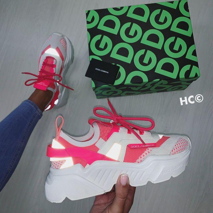 "HC PERSONAL SHOPPER on Instagram: ""#DOLCEGABBANA 🍧💡 ➖ladies ladies, very limited ! 😍 ➖£530, sizes 4 & 5 ✔️ ➖order by website not DM 💻💻 ➖ #sneakershouts #sneakersforsale…"""