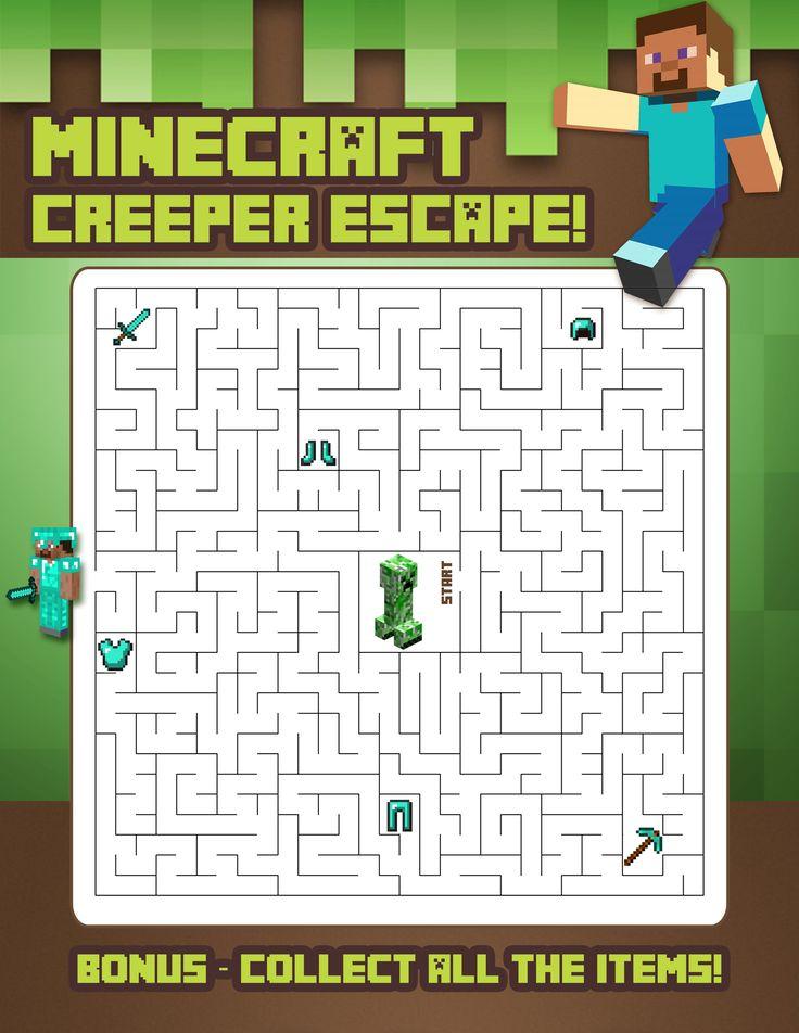Minecraft Maze Escape Jpg 2 400 215 3 106 Pixels Minecraft