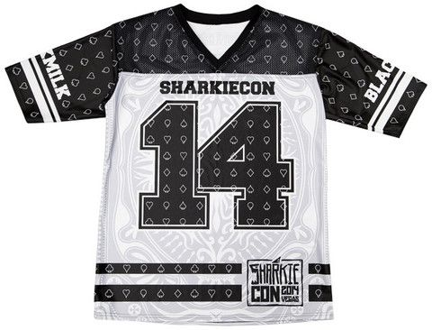 2014 SharkieCon Vegas Touchdown - BANNED  **The matching Bandanna is also banned**